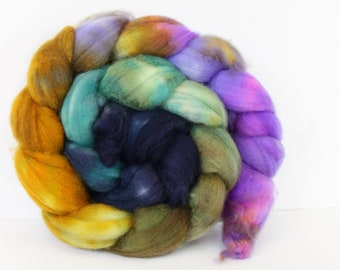 Northern Territory 4 oz Merino softest 19.5 micron Roving Top for spinning
