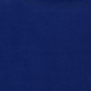 Royal Blue Corduroy Fabric, 21 wale featherweight Dark Blue corduroy, Robert Kaufman Fabric, 100% cotton