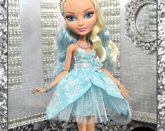 """Ever After High Doll """"Happily Ever After"""" royal fashion dress"""