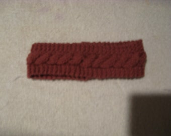 Dusty Rose headband