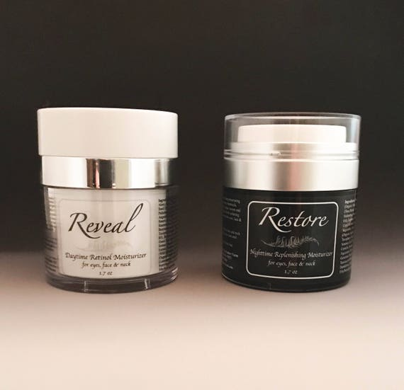 Reveal & Restore Facial Moisturizer Set