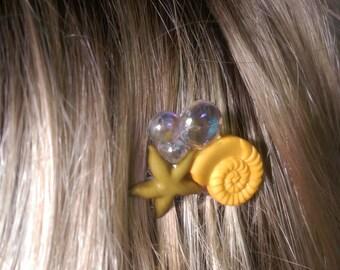 Little Nautical Hair Clip