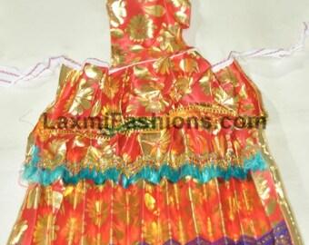 Varalakshmi Vratam Ammavaru Sarees or Temple Idol Sari - Puja Sari
