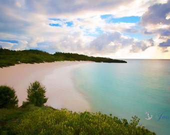 Horseshoe Bay Beach ~ Bermuda, Pink Sand, Beach, Photography, Coastal Decor, Travel, Photos, Joules, Artwork, Wall Art, Home Decor, Fine Art