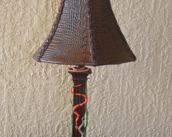 Snakes Lamp