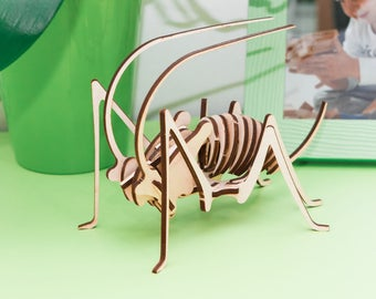 Animal puzzle 3d,Creative toy,Secretary gift,Cheap Home decor,Build your own,Animal puzzle kits,3d insect puzzle,Wooden puzzle