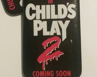 Vintage Button- Childs Play 2