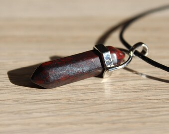 Rainbow Jasper Necklace