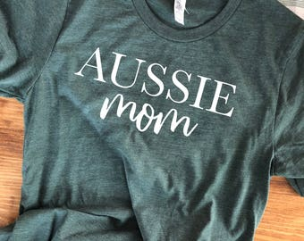 Australian Shepherd Mamma Felpa iNHwLh