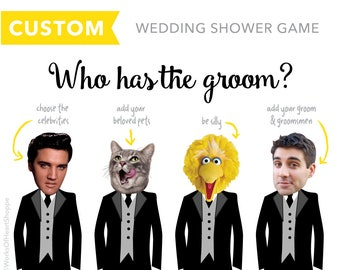 CUSTOM -- Who has the groom? – Digital