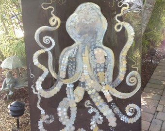Chocolate Pi octopus
