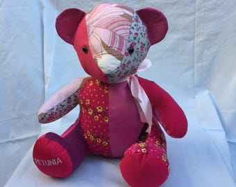 Petunia : The Patchwork Bear