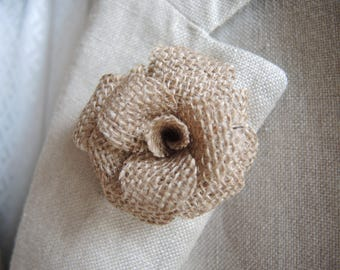 """Boutonniere """"country theme"""" for adults or children"""
