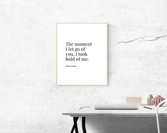 Printable Self-Love Motivational Inspiring Poetry Quote