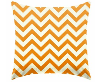 Turquoise and orange pillow cover, aqua blue pillow, Cushions , Decorative pillow, throw pillow, toss pillow, retro pillows