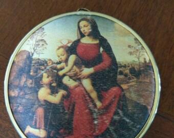 Beautiful Hallmark Art Series Ornament