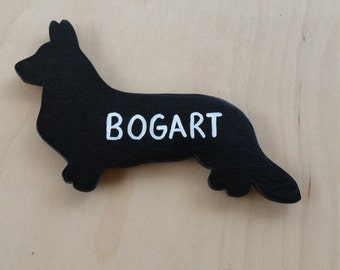 Cardigan Corgi (or Pem with tail) Magnet or Ornament