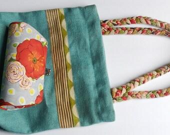 Adorable Boho Pair of Handbags!