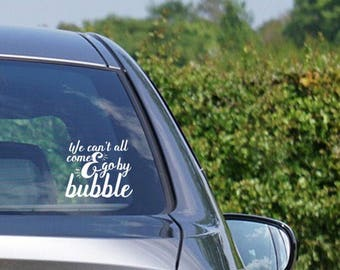 Wicked Car Decal