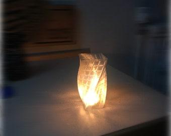 3d Printed vase, tealight holder, candle holder