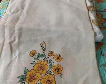 Vintage dresser scarf