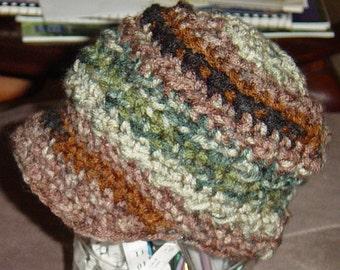 Toddler Boy Gavroche bonnet au Crochet