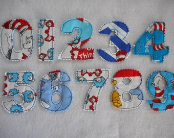 dr. seuss magnet number set