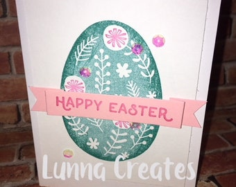 Happy Easter - 2 Card Set
