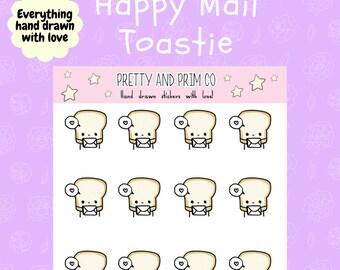 Happy Mail Toastie