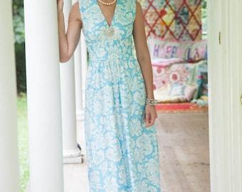 Sis Boom Jenny - Women's Dress or Top Pattern - PDF Sewing Pattern E-Book