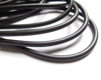 5mm Round Rubber Cord - 5M - 22-TO-3