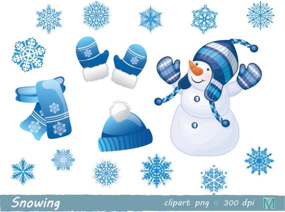 snowing clip art images snowman winter christmas