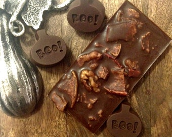 Raw Vegan Milk Chocolate Small Bars