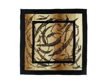 Linda Jackson, silk scarf, women's accessories.