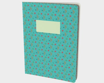Tropical large notebook