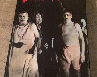 VHS- Original Night of the Living Dead!!!