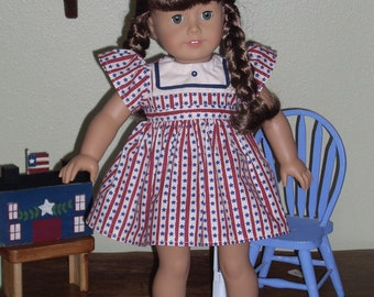 """Lil Miss Americana 18"""" Doll Outfit"""