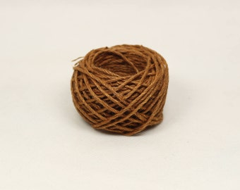 Brown Hemp Yarn 1.4mm