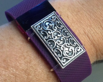 Fitbit Jewelry; Fitbit Charm; Fitbit Bling; Fitbit Charge HR Jewelry; Wearable Tech: Fitbit Charge Band