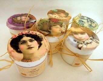2 Mini Mini Favor Hand Creams