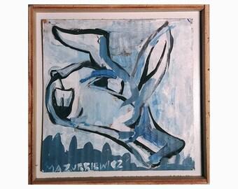 rabbit of looseleaf