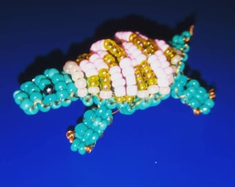 Beaded Turtle