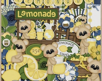 On sale 50% off Sunshine & Lemonade Digital Kit