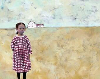 Kleine Seele - Original-Gemälde