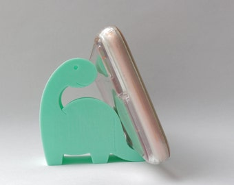 Dinosaur Phone Stand, Phone Holder Many Colors