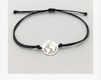 Bracelet World Silver