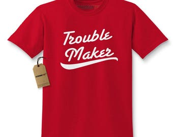 Trouble Maker Kids T-shirt