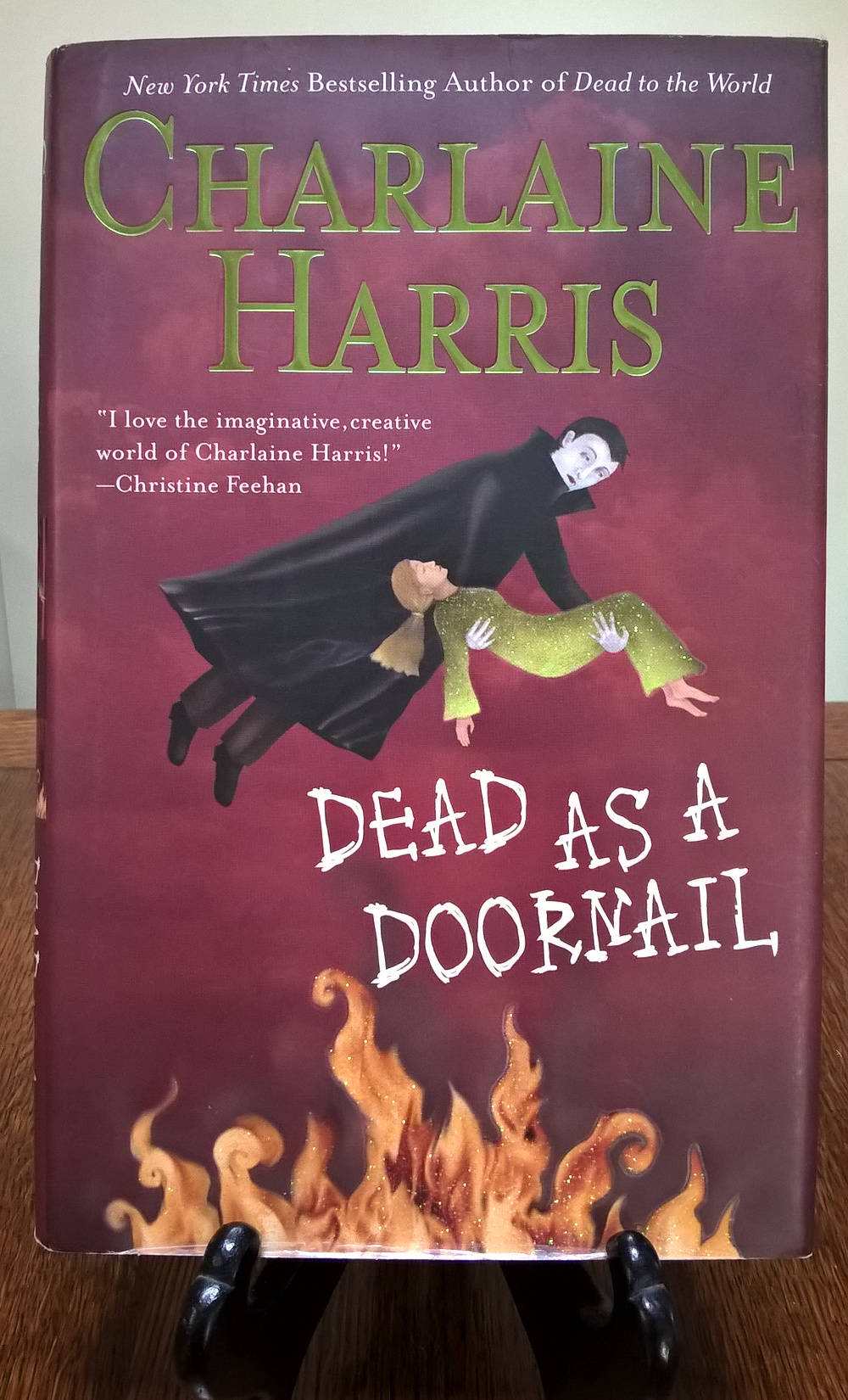 Dead As A Doornail by Charlaine Harris - Sookie Stackhouse - First ...