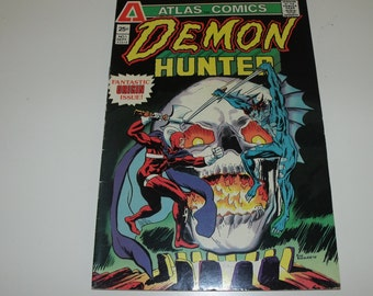 Demon Hunter No.1 (1975)