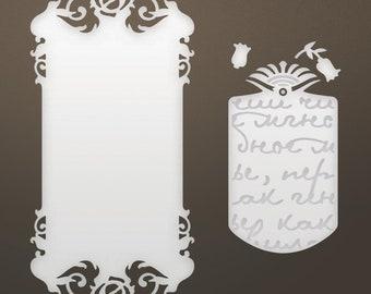 Ultimate Crafts. Rosey Journaling Set, Scrapbooking, Card Making, Home Decor, Mixed Media, Mini Album